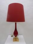 Tischlampe aus Muranoglas